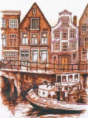 Изображение Набережная Амстердама
