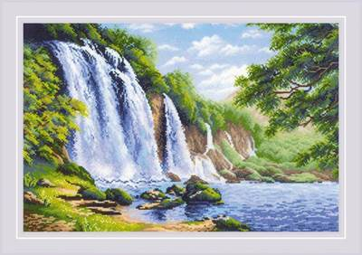 Изображение Шум водопада