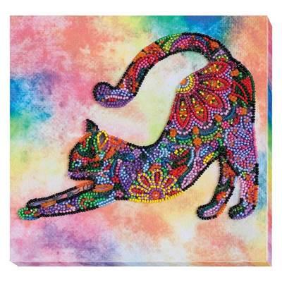Изображение Игривый котенок