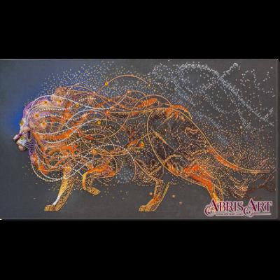 Изображение Золотой лев