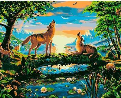 Изображение Волчья песня