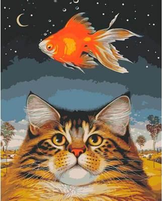 Изображение Золотая рыбка