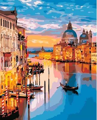 Изображение Венеция. Гранд-канал