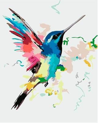 Изображение Радужная колибри