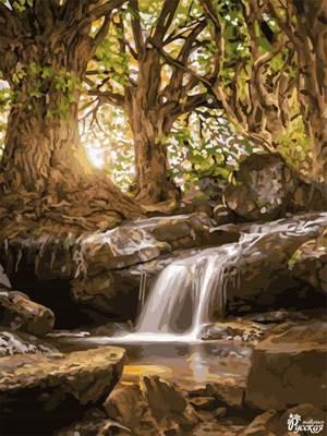 Изображение Лесной ручей