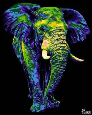Изображение Таинственный слон