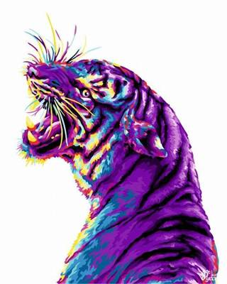 Изображение Тигриный оскал