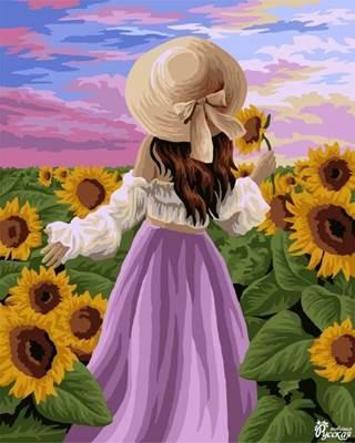Изображение В солнечных цветах