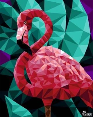 Изображение Фламинго