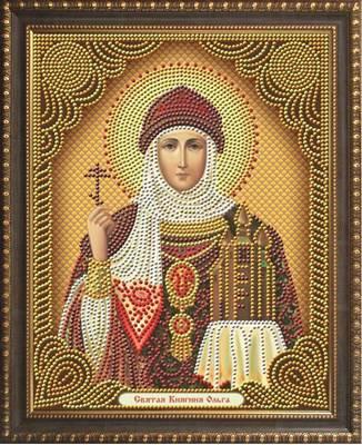Изображение Икона Святая княгиня Ольга