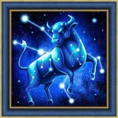Изображение Звездный бык