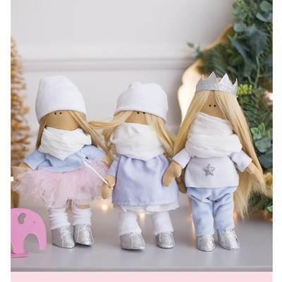 Изображение Мягкие куклы