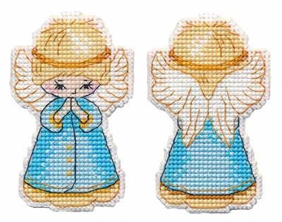 Изображение Елочная игрушка. Ангел