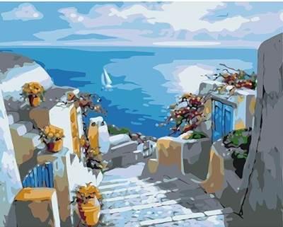 Изображение Спуск к морю