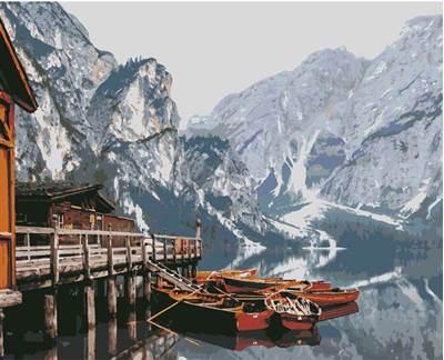 Изображение Озеро в Канаде