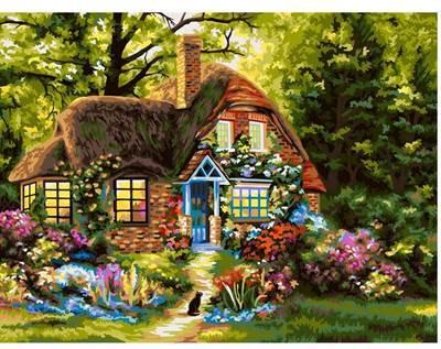 Изображение Сказочный домик