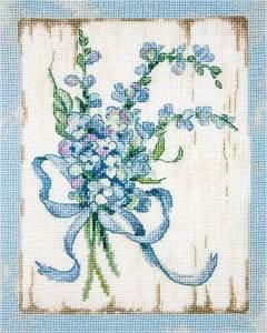 Изображение Голубые гортензии (BLUE I)