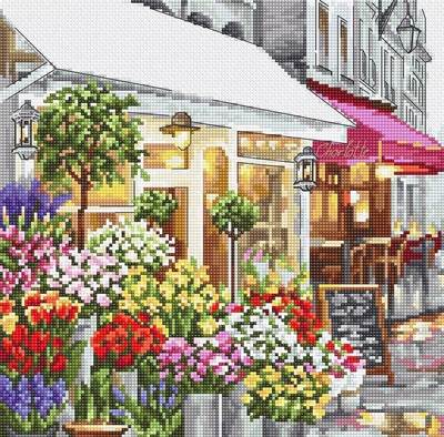 Изображение Цветочный магазин (Flower Shop)