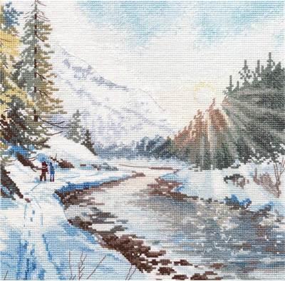 Изображение Морозная свежесть