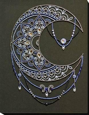 Изображение Лунный узор
