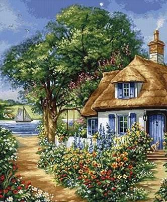 Изображение Весенний пейзаж