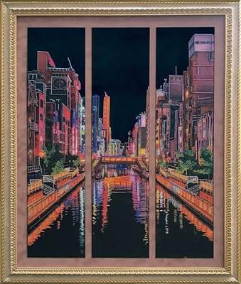 Изображение Огни большого города