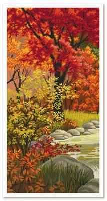 Изображение Яркая осень