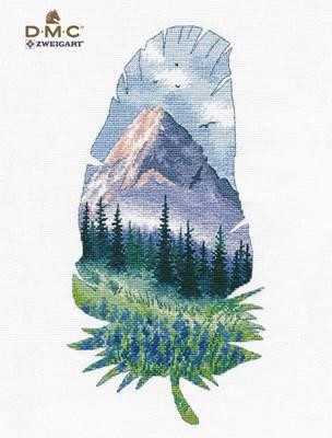 Изображение Горный пейзаж-2