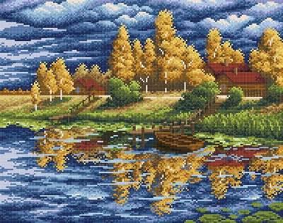 Изображение Пасмурная осень