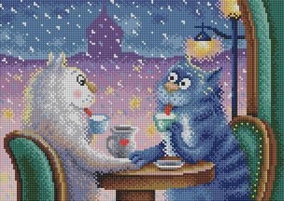 Изображение Свидание в кафе