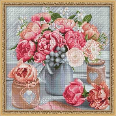 Изображение Романтичный букет