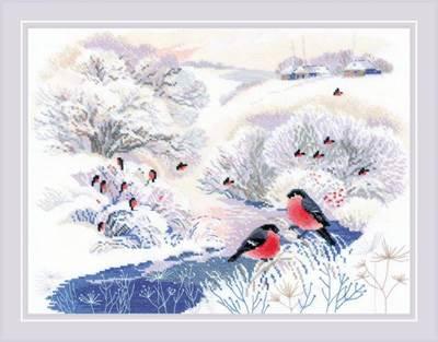 Изображение Зимняя речка