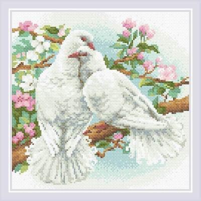 Изображение Белые голуби