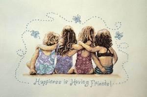 Изображение Друзья - это счастье
