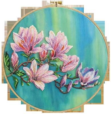 Изображение Магнолии цветут