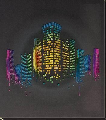 Изображение Ночь в городе