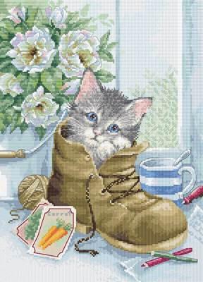 Изображение Милый котёнок