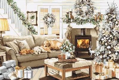 Изображение Мечтая о белом Рождестве